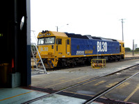 Railways Australia Pacific National Port Waratah 20130522