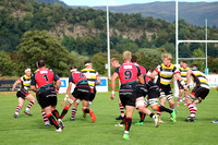 Rugby Stirling County vs Glasgow Hawks 20160910