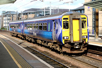 Railways Various Haymarket 20160520