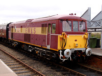 Railways Preserved Pontypool 20090410