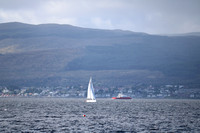 Shipping Scotland Gourock 20160916