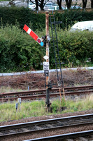 Railways Network Rail Stirling 20161004