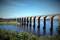 Railways Various Royal Border Bridge 20160719