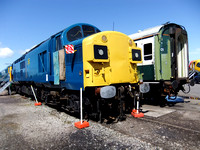 Railways Preserved Crewe 20110508